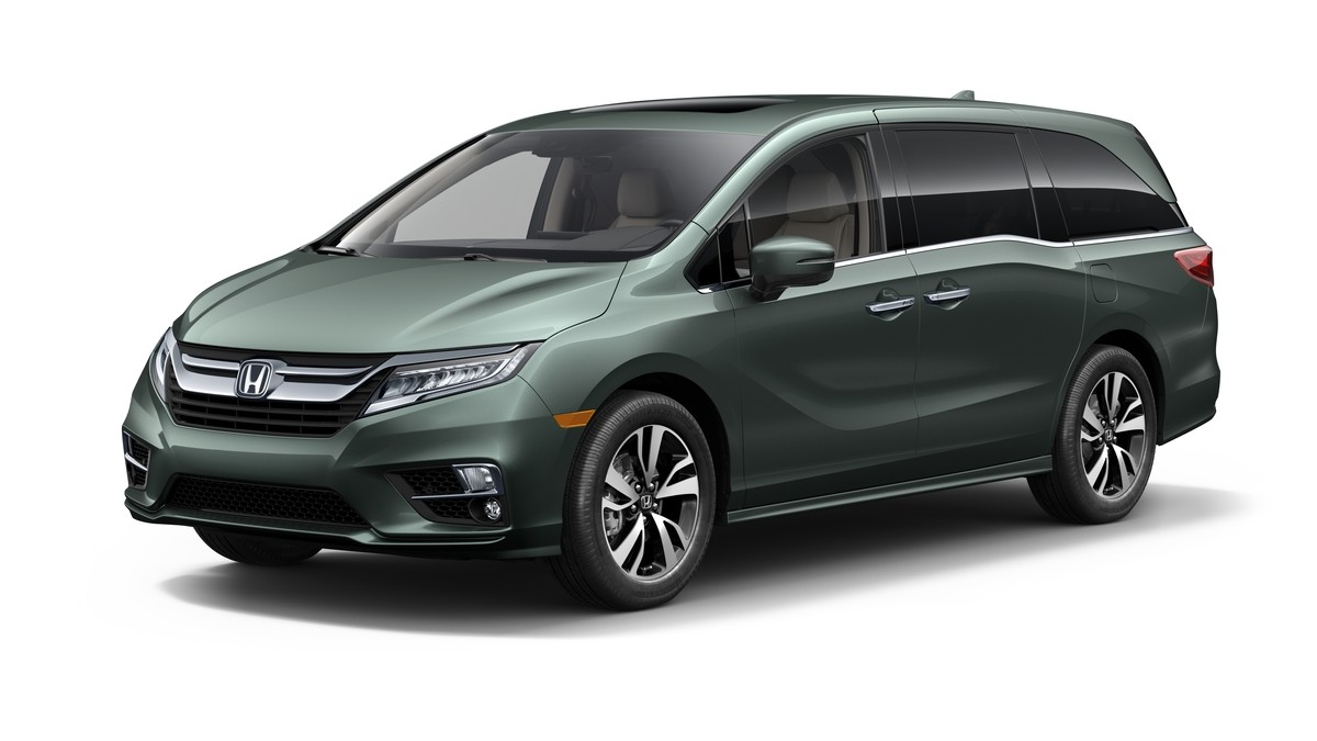 Your Odyssey is over: The 2018 Honda Odyssey is at Honda of Tenafly